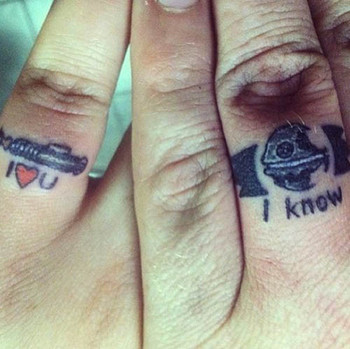 Wedding Band Tattoos - Inked Magazine