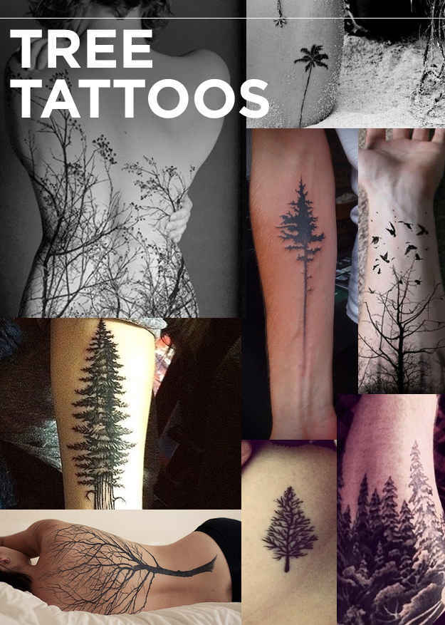 The 13 kinds of tattoos we all wanted in 2013 original