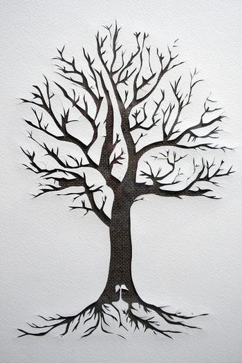 dericulous: Paper tree…
