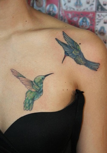 Hummingbird Tattoo Ideas - Sortrature