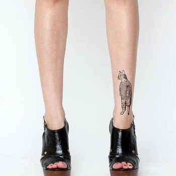 Community Post: 16 Gloriously Zany Temporary Tattoos