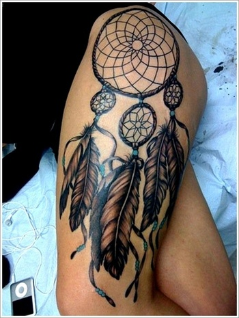 40 Native American Tattoo Designs for Men and Women