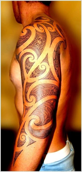 30 Unique Maori Tribal Tattoo Designs