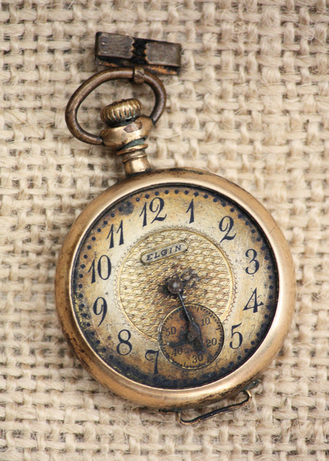 Pocketwatch with a beautiful face original
