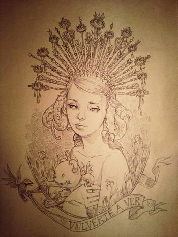 One of my new favorite artists- Chiara Bautista