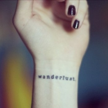Community Post: 32 Tattoos That Will Make You Want To Travel The World