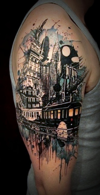 60 Awesome Arm Tattoo Designs - nenuno creative