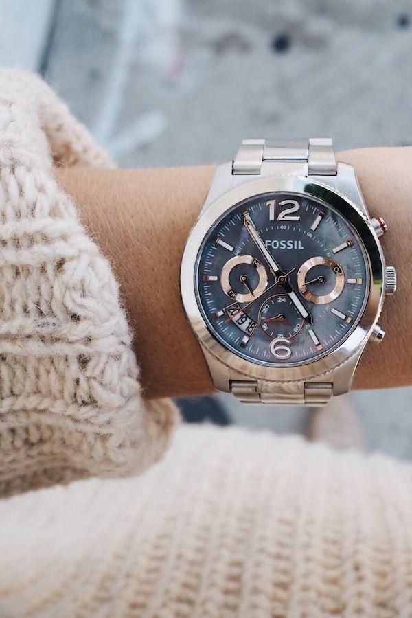 Perfect boyfriend multifunction stainless steel watch original