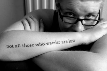 50 Incredible Tattoos Inspired By Books