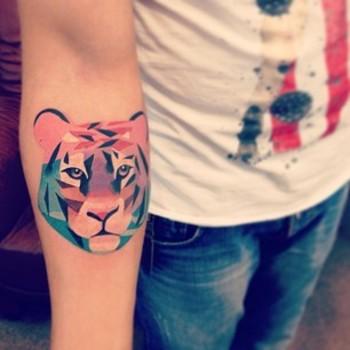 The 26 Coolest Animal Tattoos From Russian Artist Sasha Unisex