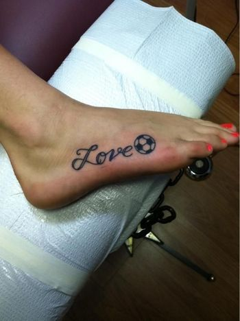 soccer tattoos - Google Search