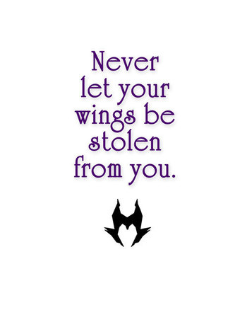 Never let your wings be stolen from you by Sumsitupdesigns, $5.00
