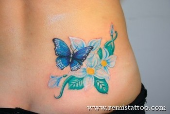 FLOWER Tattoo Tips and Design Guide