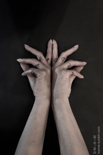 20 Fascinating Esoteric Tattoos | Tattoodo.com