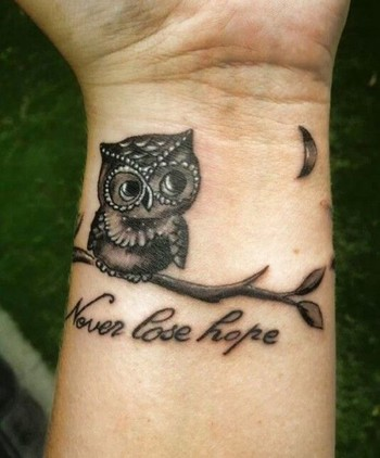 50 Inspirational Wrist Tattoos