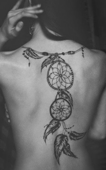 Dreamcatcher Tattoo Meaning and History | InkDoneRight Dreamcatchers have been around for at least a