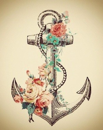 Sail Away with Me...I {heart} Anchors! - The Crafted Sparrow