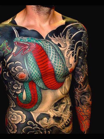 Are you considering a Japanese Style tattoo? Check these beauties out! | Page 8