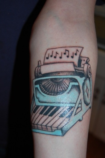 15 Vintage Tech Tattoos That Won't Ever Go Out of Style