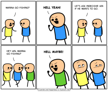 Home of Cyanide and Happiness