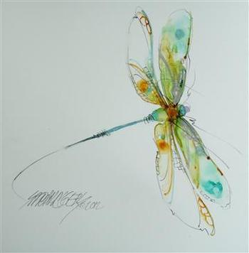 Sarah Rogers Art :: Glimmer