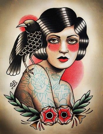 Timeline Photos - Tattoo Art by Quyen Dinh
