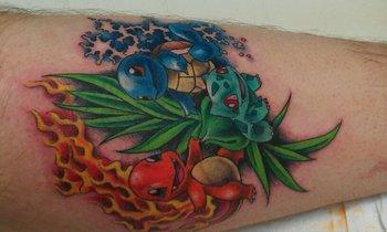 9 Amazing Video Game Tattoos #tattoo #tattoos #inked #inkedgirls #inkdoneright #art