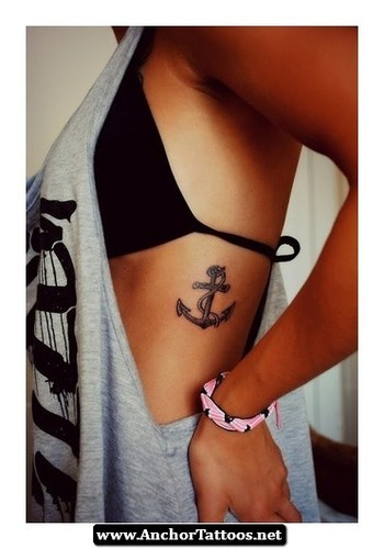 Heart Anchor Tattoo Meaning 05 | Anchor Tattoos