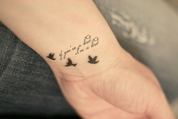 A Different Type of Tattoo