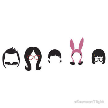 Bobs Burgers Tee by afternoon teelight http://www.redbubble.com/people/innercoma/works/10733607-belch