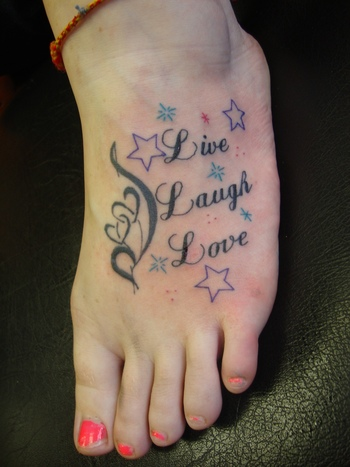 I like this one...and then I could add my kids initials in the stars :)