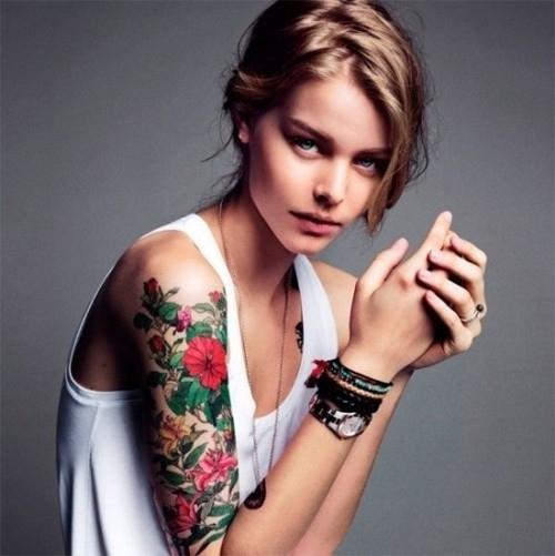 50 tatuajes de naturaleza increiblemente preciosos original