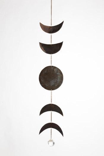 Kelly Lamb  » Moon Pendant