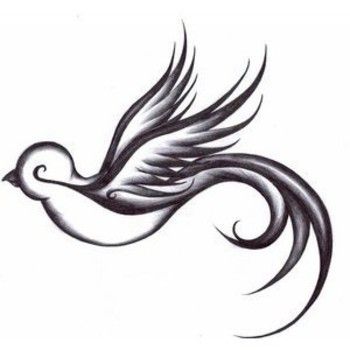 I have this tatoo on the back of my neck and I just found it on pinterest I guess that's what happens