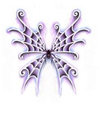 Spider Web Tattoos Designs And Meaning