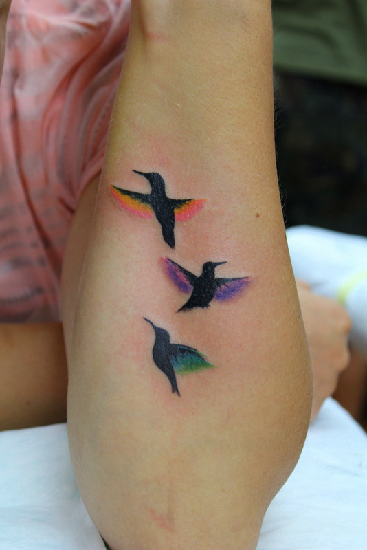 32 cool and colorful tattoos that will inspire you to get inked original