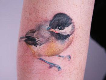 78 Beautifully Artistic Watercolor Tattoos - TattooBlend