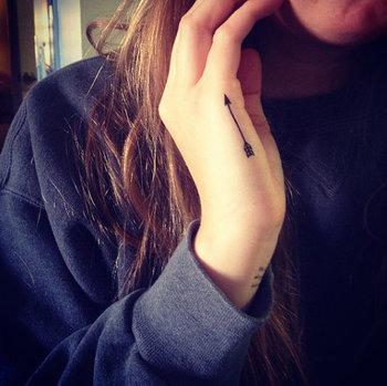 Temporary Tattoo- Arrow