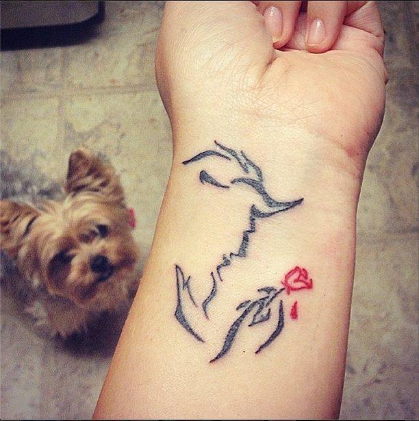 19 disney inspired tattoos that are pure magic original