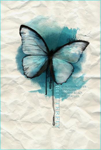 Butterfly by Catjuschka on deviantART