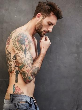 Rafael Lazzini for Ricco Vero (LMM - Loving Male Models)