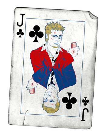 I Am Jack Art Print by Castlepöp | Society6