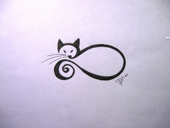 The Cat – Tattoo Picture at CheckoutMyInk.com