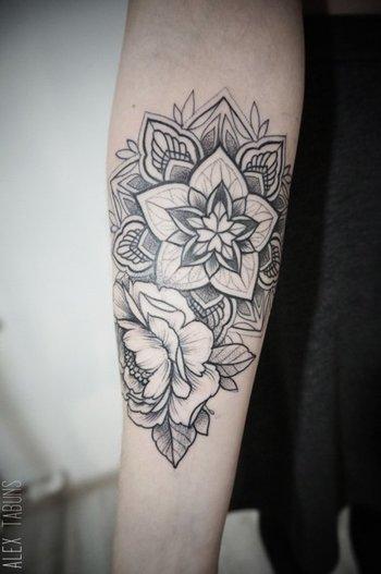 30+ Intricate Mandala Tattoo Designs | Art and Design