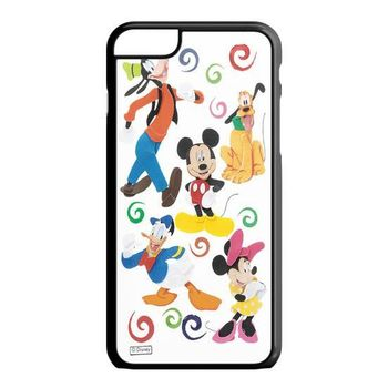 Disney Characters With Tattoos iPhone 6S Case
