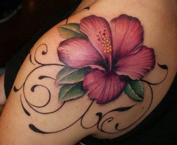 55 Awesome Shoulder Tattoos | Art and Design
