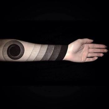 15 Hypnotizing Fibonacci Spiral Tattoos | Tattoodo.com