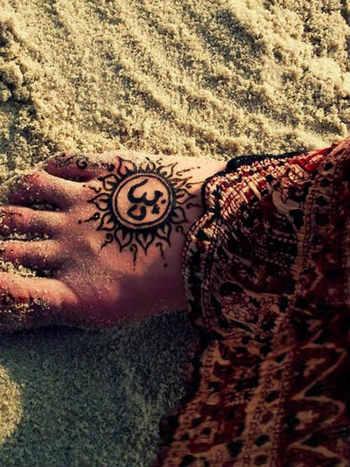 10 Rad Yoga-Inspired Tattoos