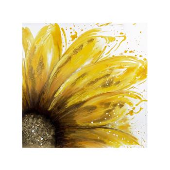 Daisy Flora - Oil on Canvas