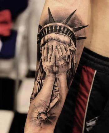 Tattoos With Amazing : Travel Tourism